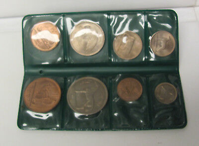 Uncirculated Coins of Ireland with Green Holder 1964 1965 1959.. C1224