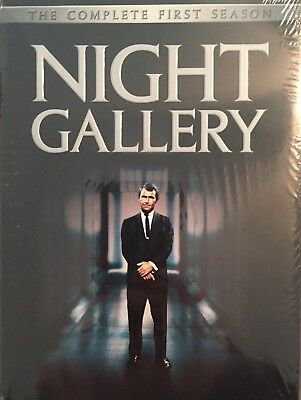 Night Gallery - The Complete First Season (DVD) NEW - SEALED!