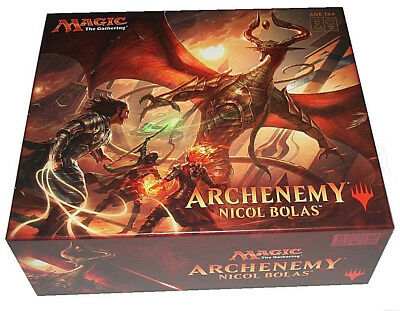 Magic MTG -  Archenemy Nicol Bolas - Komplett Set - englisch - NEU - OVP!