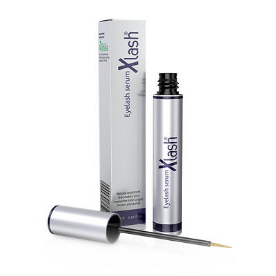 Xlash Eyelash Enhancer Serum 3ml *** Natural Treatment *** NEW ***