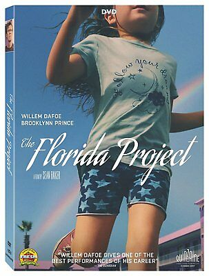 The Florida Project (2018) [DVD & DIGITAL COPY]     NEW!!!   Pre-order for 2-20