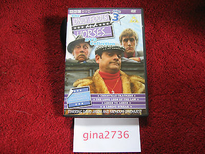Only Fools and Horses DVD Collection Disc 3 - xmas special 1981 xmas crackers