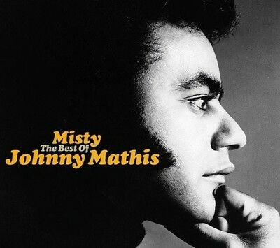Johnny Mathis - Misty: The Best Of Johnny Mathis 2 Cd New+