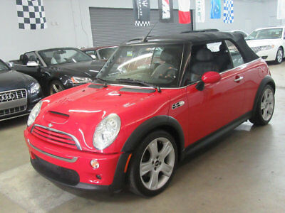 2006 Mini Cooper S $7,000 includes FREE SHIPPING Florida clean carfax nonsmoker automatic STUNNING!