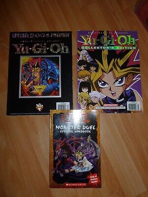 Yu-Gi-Oh Book Lot Ghostmasters Present Sp Enter the Shadow Realm Monster Duel