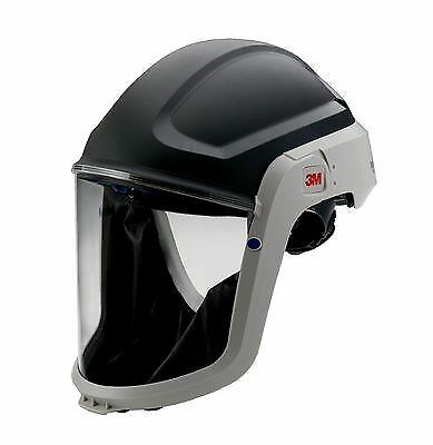 3M 17317 Versaflo Respiratory Hart Hat Assembly M-307 w/ Visor and Faceseal