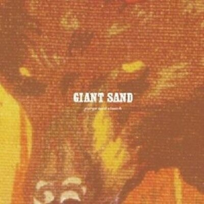 Giant Sand - Purge & Slouch (25Th Anniversary Edition)  Cd Country New+
