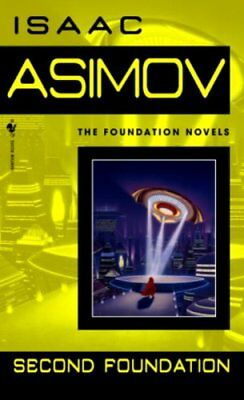 Second Foundation by Isaac Asimov 9780553293364 (Paperback, 1991)