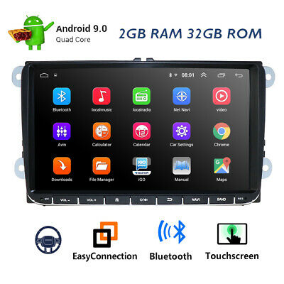 NEW] ATOTO A6 2DIN Android Car GPS Stereo Radio /2A Charge