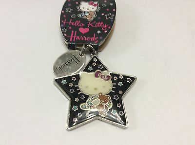 Hello Kitty Harrods collection keyring