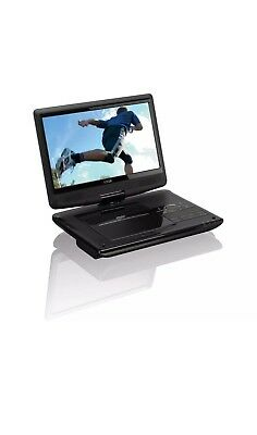"Logik L10SPDV13 10"" Inch Portable DVD Player also Plays USB SD Memory card"