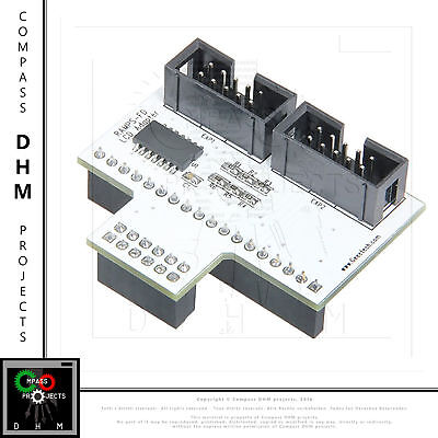 Adapter Ramps FD Arduino DUE adapter control panel for LCD 3D printer