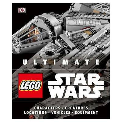 Ultimate LEGO Star Wars by Andrew Becraft, Chris Malloy