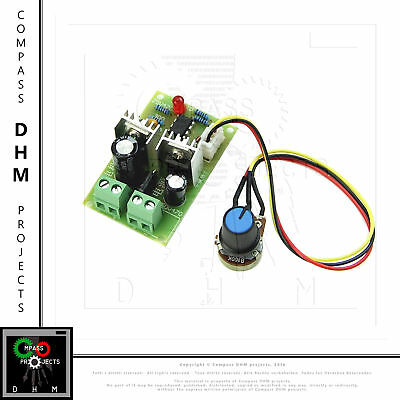 Speed controller PWM DC 12V/60V max 1200W