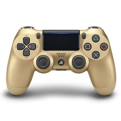 Sony DualShock 4 Controller for PlayStation 4, Gold W