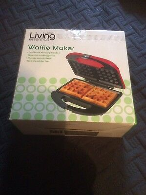 Living Waffle Maker Brand New In Box