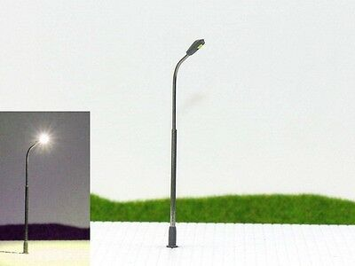 S1048 - 10 pcs Whip Light with LED Warm White 1-flammig Variable 4 - 6cm
