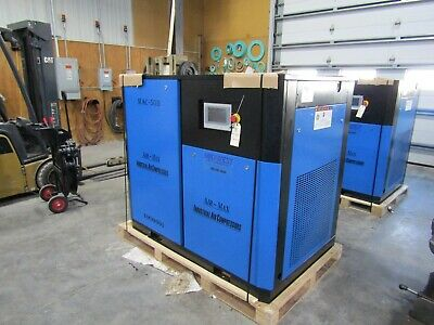 Air-Max  50hp AMD-50 (NEW ) Industrial  Rotary Screw Compressor (Direct drive)