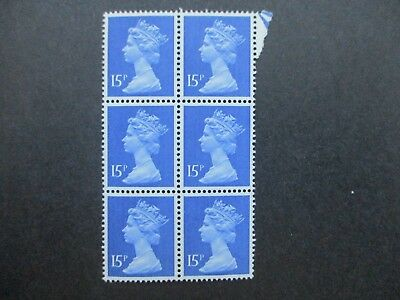 UK Stamps MNH: Blocks - Excellent Items! (C797)