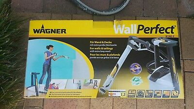 Wagner Wall Perfect W985E domestic home wall and ceiling spray painter