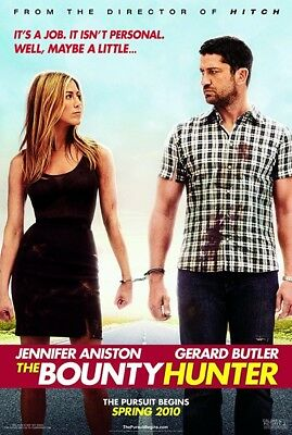 The Bounty Hunter (DVD, 2010) DISC ONLY