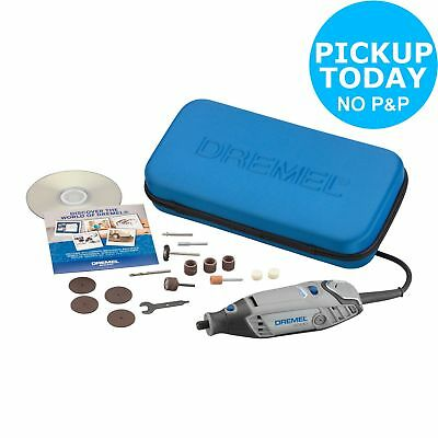Dremel 3000 Corded Rotary Multi Tool - 130W.From the Official Argos Shop on ebay