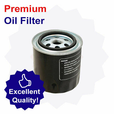 Premium OE Quality Oil Filter for Ford Escort 1.6 (02/86-10/90)
