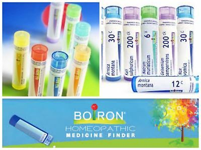 BOIRON Homeopathy 30CH 15CH 9CH 5CH Different Homeopathic Remedies Best Price