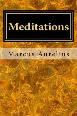 Meditations by Marcus Aurelius New Paperback Book Fast & Free Delivery