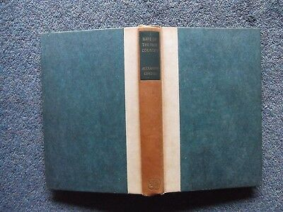 Rape Of The Fair Country by Alexander Cordell hardback the reprint society 1960