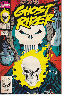 Ghost Rider #6 Marvel Comics 1990 FN Combined Shipping