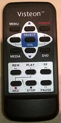 Remote Control 1Byx-9D744-Aa For Visteon Dvd Mb-8000.ford Galaxy/mondeo 2001-07.