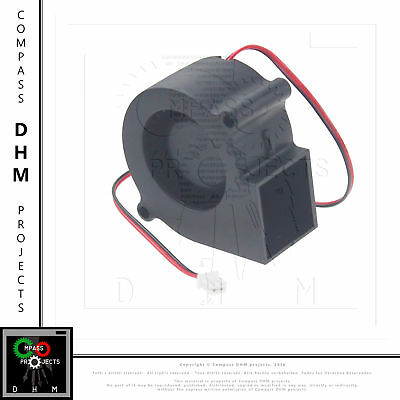 Blower Cooling Radial Fan 60*28 mm 12V 6028 cooler fan