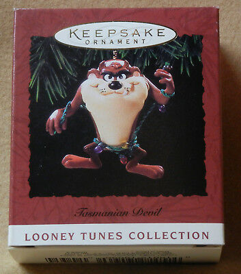 1994 Hallmark Christmas Ornament-Looney Tunes: Tasmanian Devil