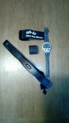 dhb heart rate monitor
