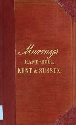 Murray's Handbooks Vintage Book Scans UK Japan Europe North Africa India DVD