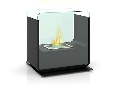 tischfeuer tisch dekofeuer feng shui mit steingarten bioethanol tischkamin eur 1 00. Black Bedroom Furniture Sets. Home Design Ideas