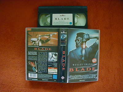 "Video "" BLADE "" mit  WESLEY SNIPES"
