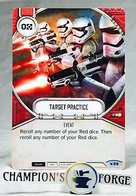 Star Wars Destiny Legacies Alter #125 Common