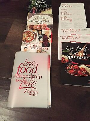slimming world starter pack 2017 Excellent Condition