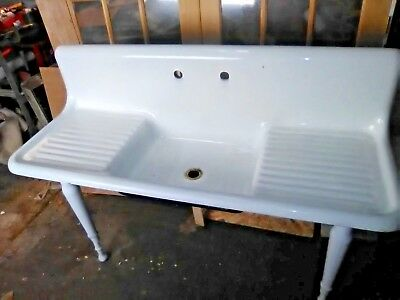 1922 Vintage Antique Farmhouse Sink