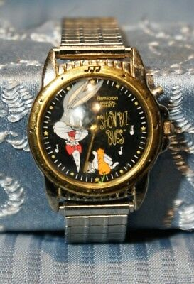 Bugs Bunny musical watch (A20)