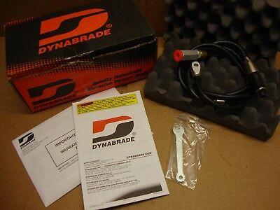 NEW Dynabrade 10843 DynaPen Reciprocating Tool 14000-RPM In-Line 360-Deg Swivel