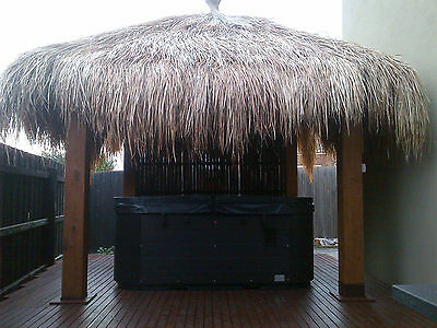 D.I.Y Bali Hut - Gazebo Made from Thatching - Alang Alang 3m x 3m