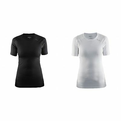 Craft Womens/Ladies Active Extreme 2.0 CN Short Sleeve Baselayer Top (RW5548)