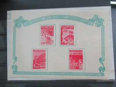 World Stamps: 1959 Mini Sheet Mint - Great Item    (a84)