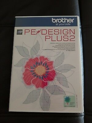 brother embroidery software