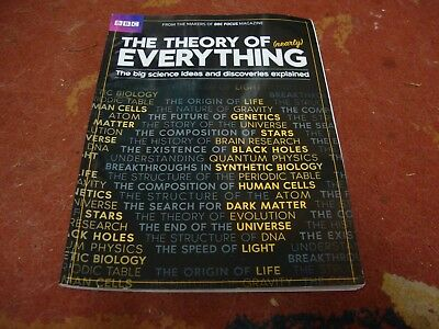 THE THEORY OF EVERYTHING (from the makers of BBC Focus magazine)