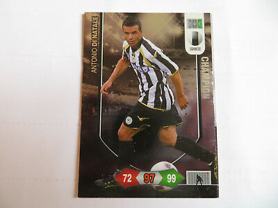 Adrenalyn 2010-2011 - Udinese - Di Natale Champion