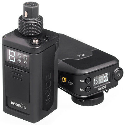 Rode R0DELink Newsshooter Kit Digital Wireless System for News Gathering.., New!
